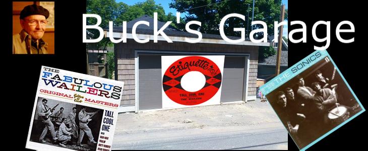 Buck's Garage on NWCZ Radio!