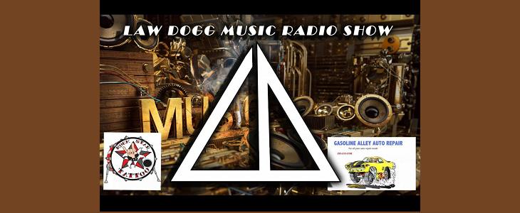 Law Dogg Music on NWCZ Radio!