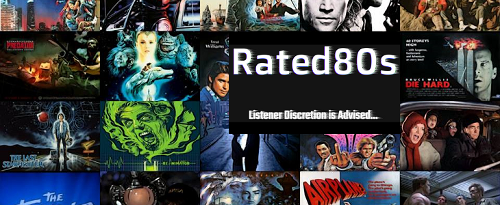 Rated 80s on NWCZ Radio!
