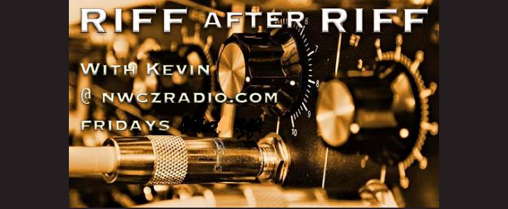 Riff After Riff on NWCZ Radio!
