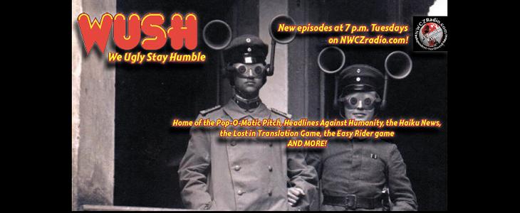 We Ugly Stay Humble on NWCZ Radio!