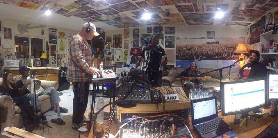 NWCZ Studios in Tacoma, Washington, USA.